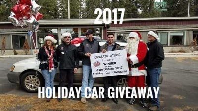 2017 Holiday Car Giveaway